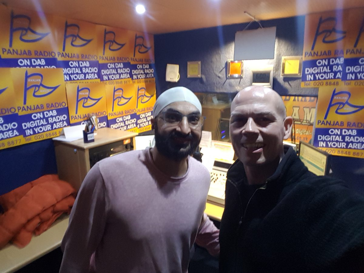 Mental Health Interview With Monty Panesar